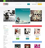 Music Beat - PrestaShop Theme #40971 by Hermes