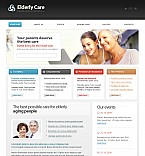 Stretched Flash CMS Theme #40976