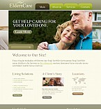 Stretched Flash CMS Theme #40985