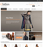 Brand Clothes Responsive Store - PrestaShop Theme #41119 by Hermes