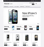 Responsive Mobile Store - PrestaShop Theme #41145 by Hermes
