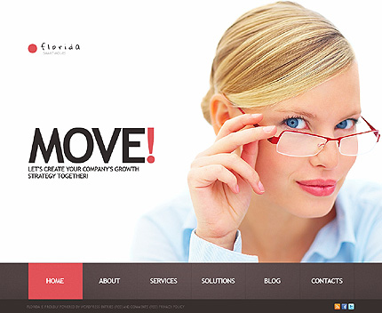 Florida - Best Responsive Business WordPress Theme