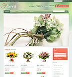 Garden Flowers - PrestaShop Theme #41216 by Hermes