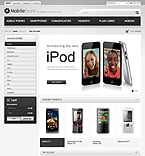 Mobile Store - PrestaShop Theme #41240 by Mercury