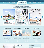 WordPress theme #41258 by Hinoriko