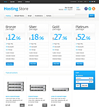 Hosting Store - PrestaShop Theme #41333 by Hermes