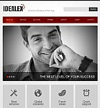 Facebook Flash CMS Theme #41351