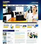 Stretched Flash CMS Theme #41389