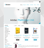 Website template #41403 by Mercury