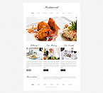 Website template #41404 by Mercury