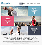 Joomla template #41417 by Sawyer