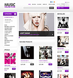 Music Store - PrestaShop Theme #41419 by Hermes
