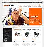 OpenCart Template #41476 by Hermes