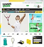 Racquets And Tennis Stuff - PrestaShop Theme #41478 by Hermes