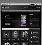 Mobile Phones - PrestaShop Theme #41480 by Ares