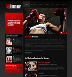 Website template #41526 by Svelte
