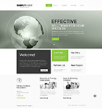 Website template #41557 by Delta