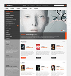 WordPress theme #41578 by Mercury