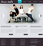 Drupal template #41585 by Svelte