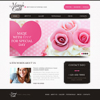 Website template #41769 by Elza