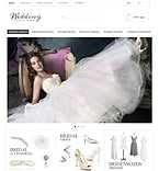 Responsive Wedding Store - PrestaShop Theme #41793 by Hermes