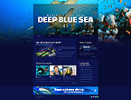 Website template #41817 by Glenn