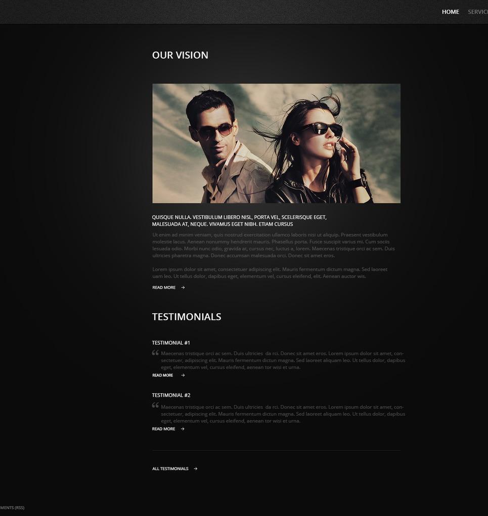 Portfolio Style Wordpress Themes Portfolio Wordpress Theme