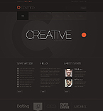 Website template #41840 by Cowboy