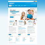 Website template #41868 by Mercury