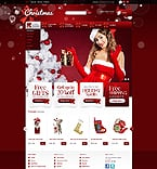 Christmas Gifts - PrestaShop Theme #41879 by Hermes