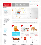 OpenCart Template #41886 by Hermes