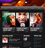 Drupal template #41941 by Oldman