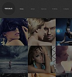 Facebook HTML CMS Template #41969