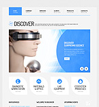 Drupal template #41982 by Sawyer