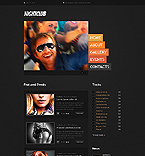Website template #41990 by Cowboy