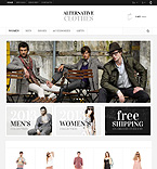 Alternative Clothes Responsive Store - PrestaShop Theme #42000 by Hermes