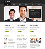 Website template #42015 by Hugo