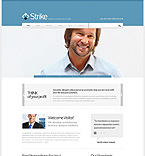 Drupal template #42053 by Sawyer