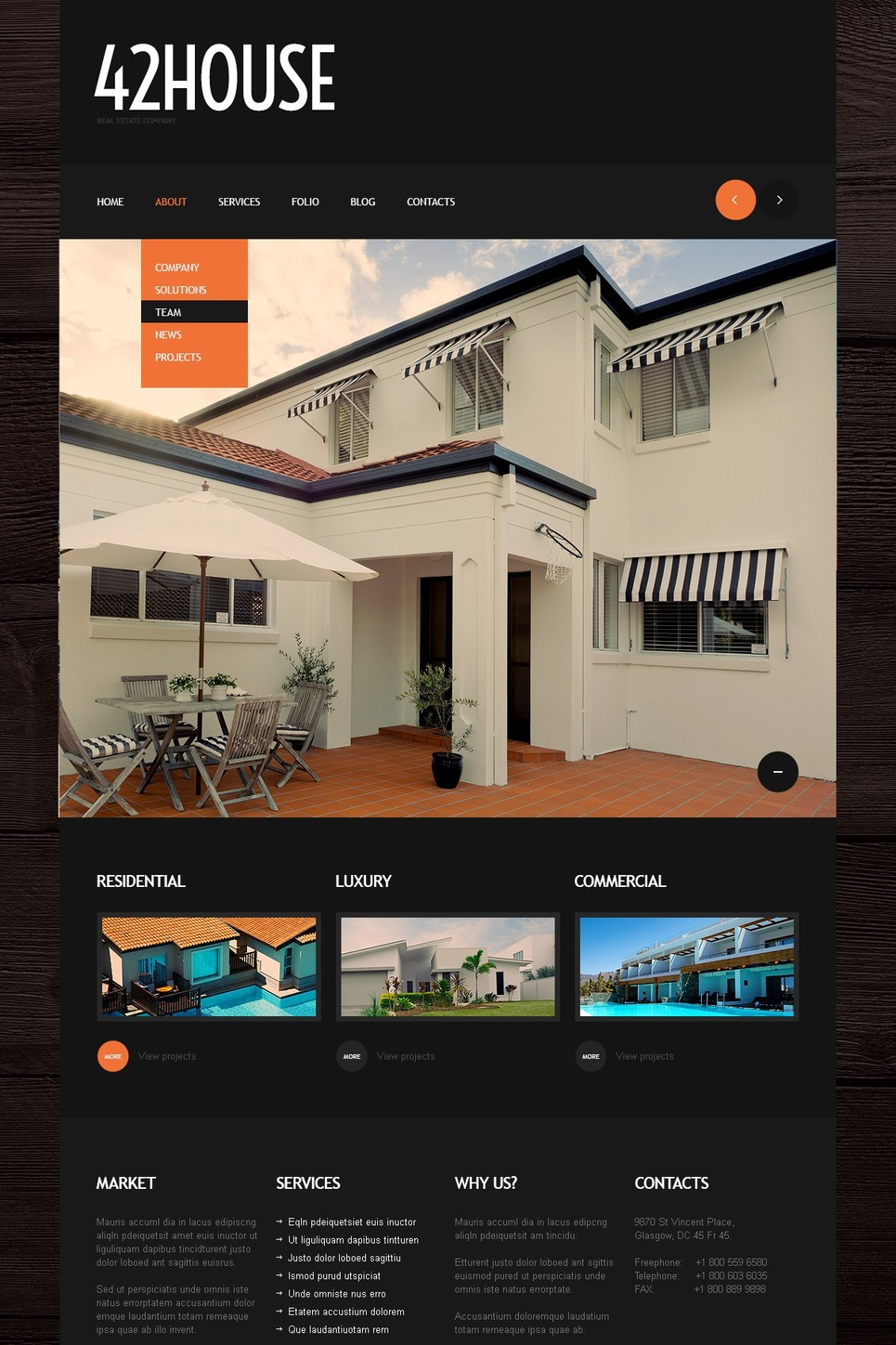 A Mega Responsive Real Estate Joomla Template