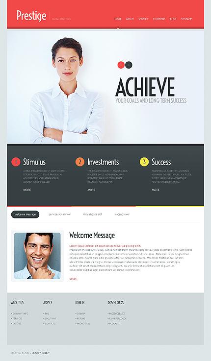 Achieve - Best Responsive Business WordPress Theme