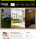 Website template #42182 by Sawyer