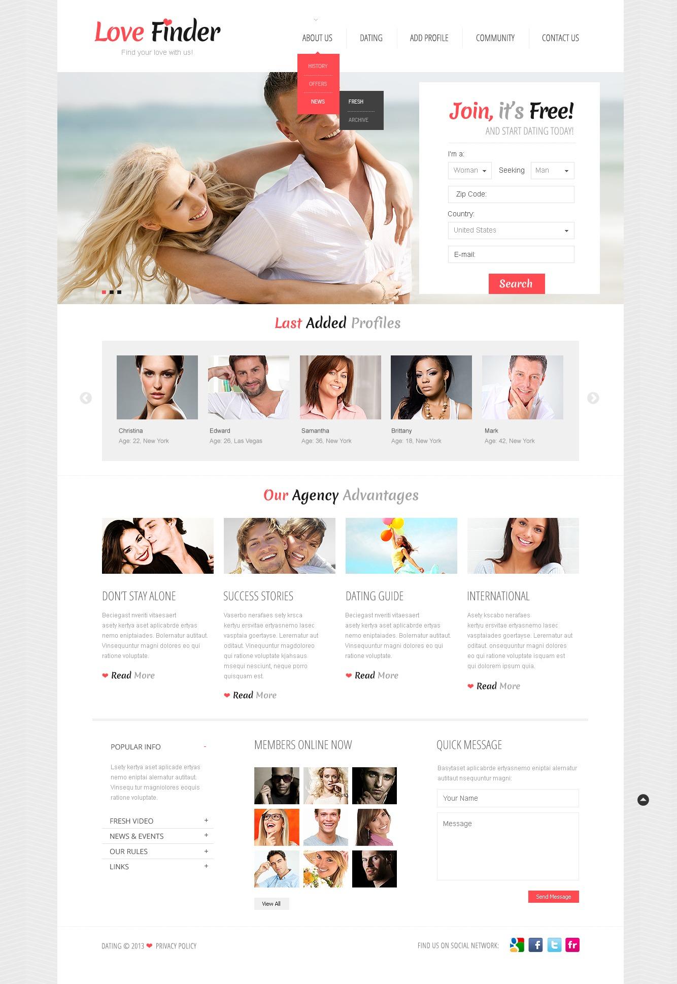 rambler сайт знакомств регистрация