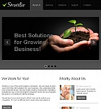 Facebook HTML CMS Template #42212