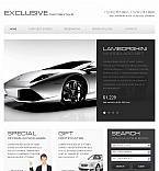 Facebook HTML CMS Template #42224