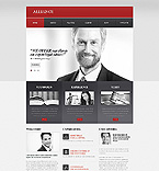 Website template #42247 by Sawyer