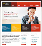 Drupal template #42347 by Hugo