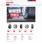 Responsive Wheels & Tyres Store - PrestaShop Theme #42380 by Hermes