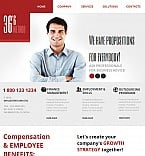 Facebook HTML CMS Template #42385