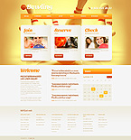 Website template #42413 by Elza