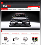 Responsive Spare Parts Store - PrestaShop Theme #42429 by Hermes